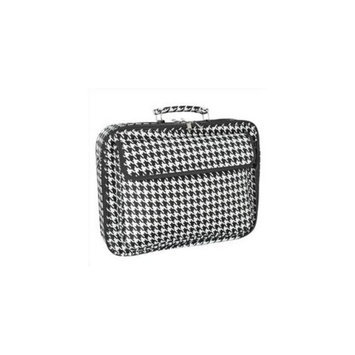 All-Seasons 812010-606B-W 17 inch Laptop Computer Case, Houndstooth