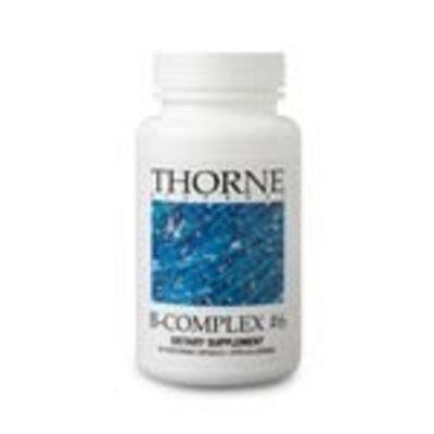 Thorne Research B-Complex #6 60 Vegetarian Capsules