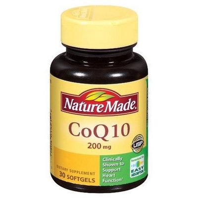 Nature Made CoQ-10, 200mg, 30 Softgels