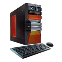 CybertronPC Recon TGM4122A Gaming PC - 2nd Gen. Intel Core i3-2120 3.30GHz, 16GB DDR3, 1TB HDD, DVDRW, 1GB AMD Radeon HD