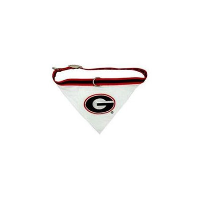Georgia Bulldogs Dog Collar Bandana Small Pets First