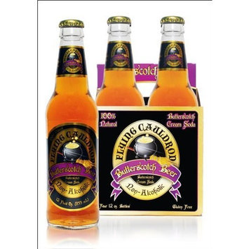 China Cola Flying Cauldron Butterscotch Beer - (24 Pack)