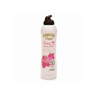 Hawaiian Tropic® Baby Creme Lotion SPF 50 Sunscreen