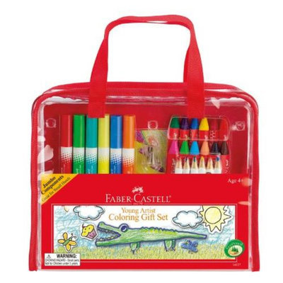 Creativity for Kids Faber-Castell Young Artist Coloring Gift Set