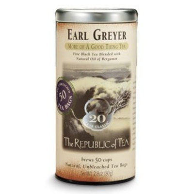 The Republic of Tea, Earl Greyer Tea, 2.8-Ounces