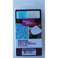 Better Homes & Gardens 1 X Better Homes and Gardens By the Pool Dual-Scent Wax Cubes