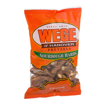 Wege Of Hanover Pretzels Sourdough Hards