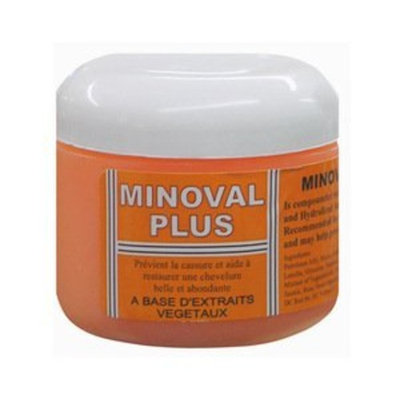 Minoval Plus Natural Vegetable Oil 120 Ml