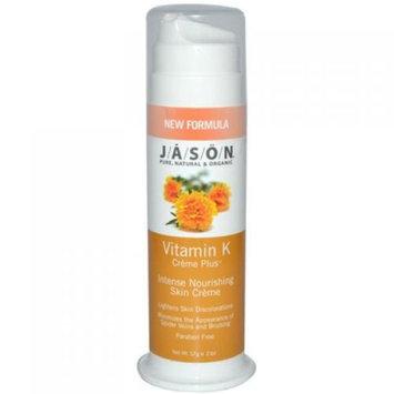 Jason Natural Cosmetics Vitamin K Creme Plus for Intense Skin