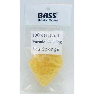Natural Cosmetic Sea Sponge Bass Brushes 1 Sponge