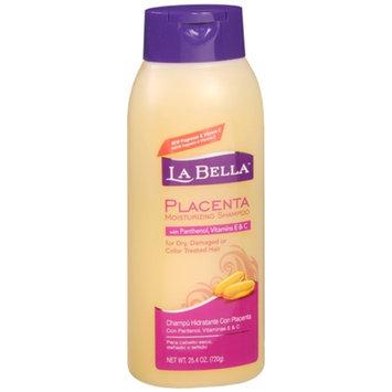 La Bella Placenta Shampoo, 25.4 oz