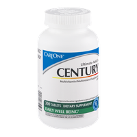 CareOne Ultimate Adult's Century Dietary Supplement Tablets - 300 CT