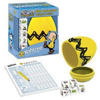 USAopoly Yahtzee Peanuts 60th Anniversary Ages 8 and up, 1 ea