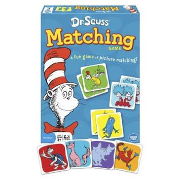 I Can Do That Dr. Seuss Matching Game