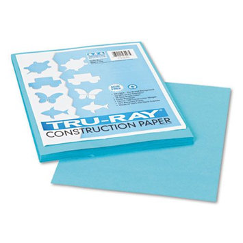 Pacon Tru-Ray Construction Paper, Turquoise