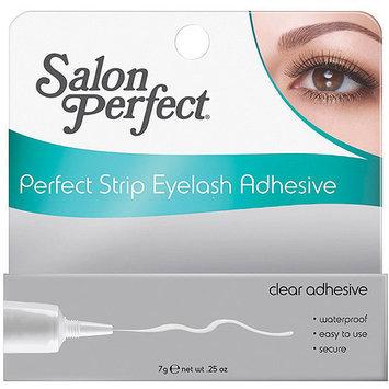 Salon Perfect Perfect Strip Clear Eyelash Adhesive, 0.25 oz