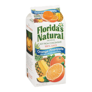 Florida's Natural Orange Pineapple Juice