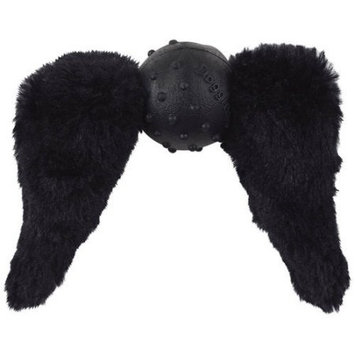 Doggles TYMSSM01 Mustache toy black chops