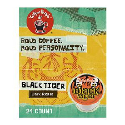 Coffee People Black Tiger Blend