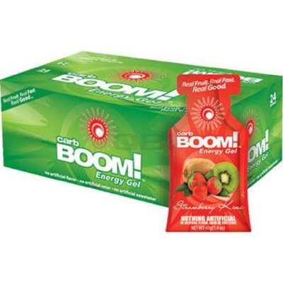 Carb-BOOM Energy Gel - 24 Pack-Berry 965