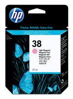 Hewlett Packard HP Original 38 Light Magenta Ink Jet Cartridge