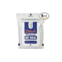 Dorsel Oatmeal Pinhead, 2-pounds (Pack of 6)