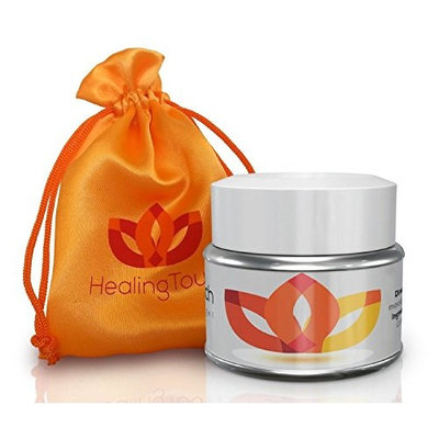 The Healing Touch Scar Removal: Maximum Strength Cream for New Scars and Fading Power for Old Scars. Gel Flattens Keloids Fast [30 gm]