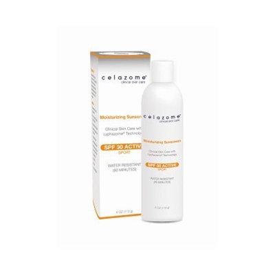 Dermazone Solutions Moisturizing Sunscreen SPF 30 ACTIVE SPORT (4oz)
