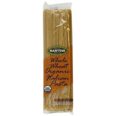 Mantova Italian Organic Whole Wheat Pasta, 1-Pound Bags (Pack of 10)