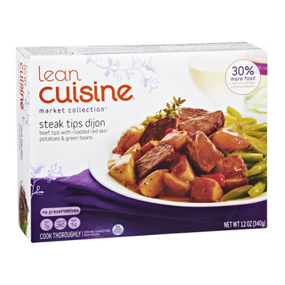 Lean Cuisine Market Collection Steak Tips Dijon