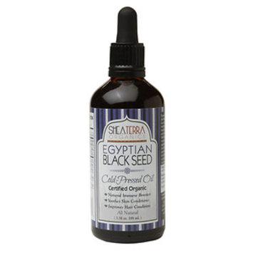 Shea Terra Organics Egyptian Black Seed Cold-Pressed Oil 3.38 oz