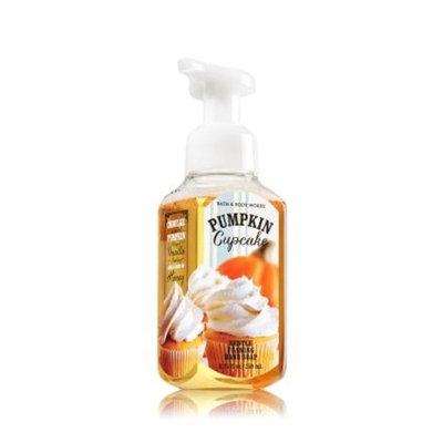 Bath & Body Works Pumpkin Cupcake Gentle Foaming Hand Soap 8.75 fl oz