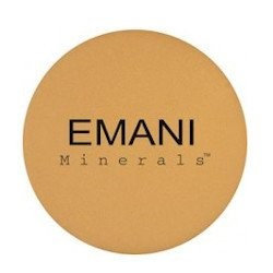 Emani Minerals Pressed Mineral Foundation Deep Golden