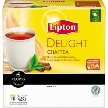 Lipton Delight Chai Tea K-Cups