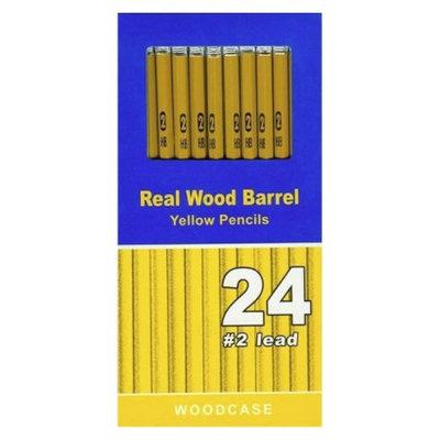 up & up Wood Barrel 24ct no.2 Pencils