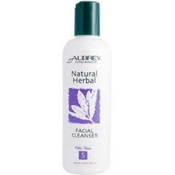 Aubrey Organics Natural Herbal Facial Cleanser