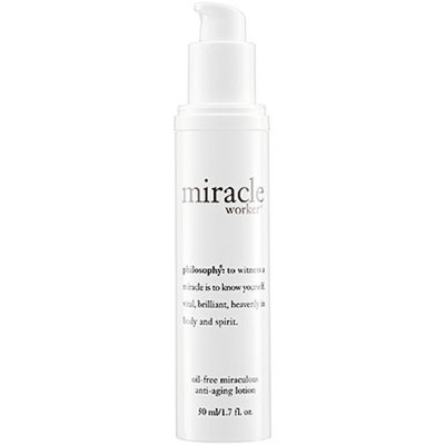 philosophy the miracle worker oil-free miraculous anti-aging lotion