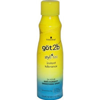 Styltini Instant Tolerance Anti-Humidity Smoothing Spray by göt2b for Unisex - 4.7 Ounce Hair Spray
