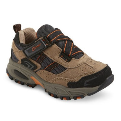 S SPORT BY SKECHERS Toddler Boy's Brown Trainer Sneaker
