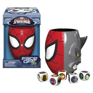 Marvel Ultimate Spiderman Face Off Dice Game