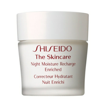 Shiseido The Skincare Night Moisture Recharge Enriched