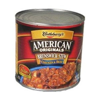 CASTLEBERRY'S Brunswick Stew, 24-Ounce Cans (Pack of 4)