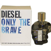Diesel Only The Brave By Diesel For Men Eau De Toilette Spray, 2.5-Ounce / 75 Ml