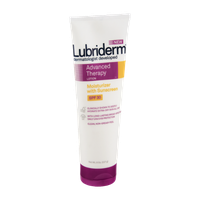 Lubriderm Moisturizer with Sunscreen Advanced Therapy Lotion