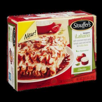 Stouffer's Classics Lasagna Italiano