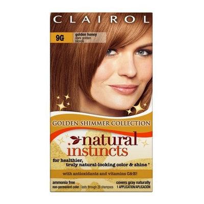 Clairol Natural Instincts 02 Sahara Light Blonde 1 Kit (Pack of 3)