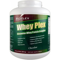 Bioplex Nutrition Whey Plex Chocolate 5 lbs