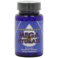 MegaHydrate Body Hydration Anti-Oxidant 60 capsules by Phi Sciences