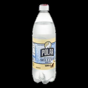 Polar Seltzer Calorie-free Vanilla