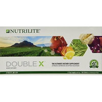 Nutrilite Double X Vitamin/Mineral/Phytonutrient 31-day supply (with case)